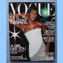 Vogue Magazine - 2001 - February